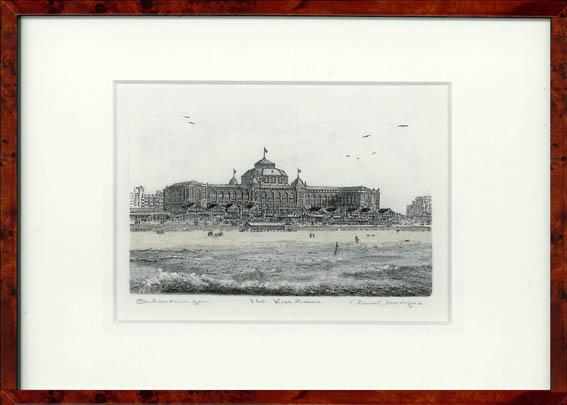 Kuhrhaus Den Haag 30x22 cm